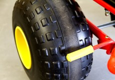 Racing Car Skelter