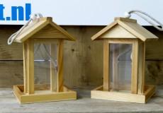 Vogelvoederhuisje