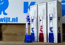 Galileo vloeistofthermometer